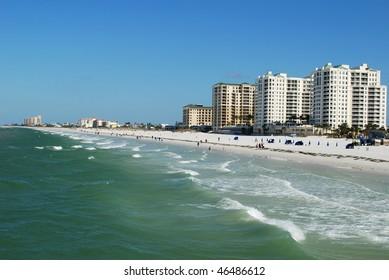 Clear Water Beach, Florida, USA