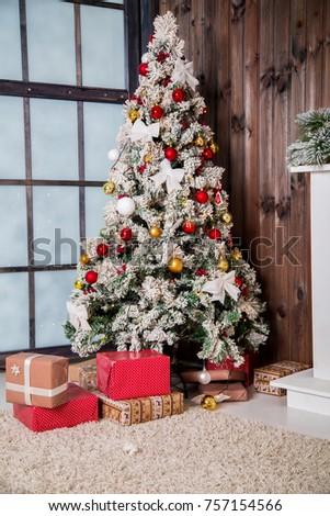Christmas Trees On Clearance.Clearance Christmas Trees Christmas Stock Photo Edit Now