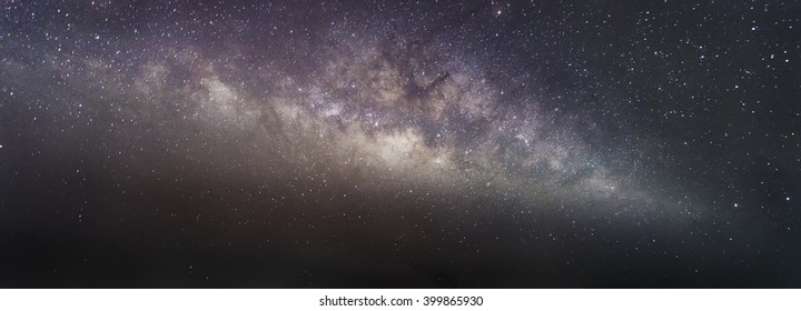 Clearly milky way found in Thailand