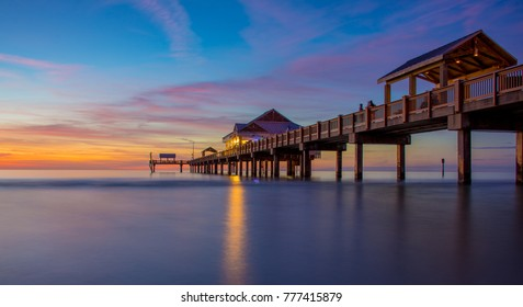 Clearwater Pier Florida