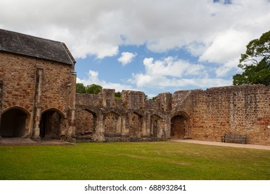 Cleeve Abbey is a medieval monastery located near the village of Washford, in Somerset, England. It is a Grade I listed building and has been scheduled as an ancient monument.