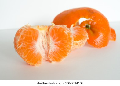 clementine and the peel