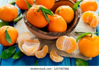 Clemetines, Mandarines and Tangerines