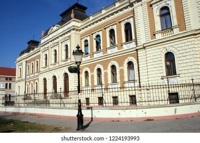 Clerical High School of Saint Arsenije in Sremski Karlovci, Serbia