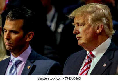 Cleveland, Ohio, USA, 20th July, 2016