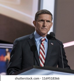 Cleveland, Ohio, USA, July 18,  2016