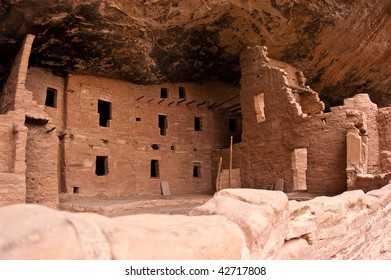Cliff Dwellings at Mesa Verde, Colorado