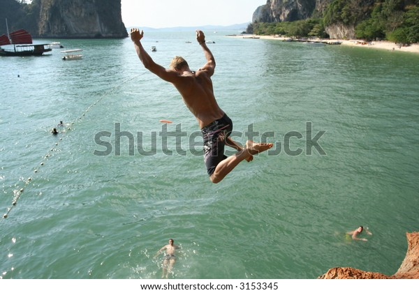 Cliff jumpers