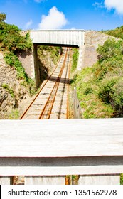 The Cliff Railway, Aberystwyth, Wales, 12th September 2018