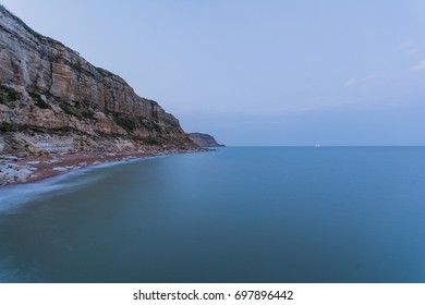 Cliffs in the Evening
