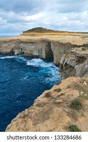 Cliffs of Gozo, Malta