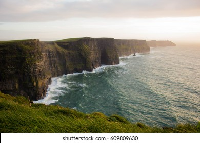 Cliffs of Moher Attraction in Ireland