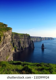 The Cliffs Of Moher Co. Clare Ireland