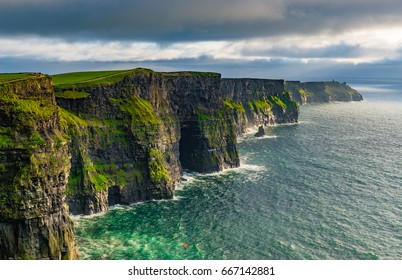 Cliffs of Moher / Ireland
