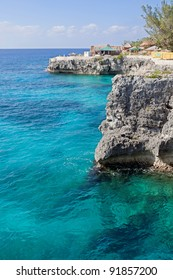 Cliffs in Negril