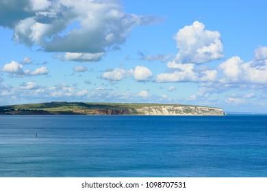 Cliffs at Sandown Bay