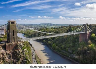 Clifton Suspension Bridge, Bristol, UK