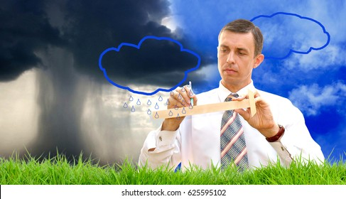 Climatic weapons.Scientific engineering technologies that change the weather.