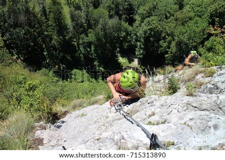 Klettersteig Austria : Klettersteig für sportliche einsteiger