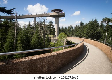 Clingman's Dome - Great Smoky Mountains National Park - Tennessee