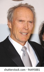 CLINT EASTWOOD at the 2006 Producers Guild Awards at the Universal Hilton Hotel. January 22, 2006  Los Angeles, CA  2006 Paul Smith / Featureflash