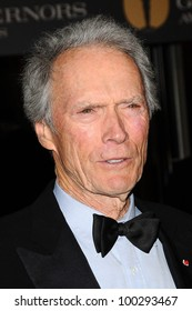 Clint Eastwood  at the  2nd Annual Academy Governors Awards, Kodak Theater, Hollywood, CA.  11-14-10