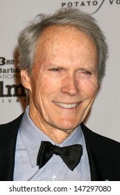 Clint Eastwood at the  Performance of the Year Award to Angelina Jolie Santa Barbara International Film Festival Santa Barbara, CA February 2, 2008