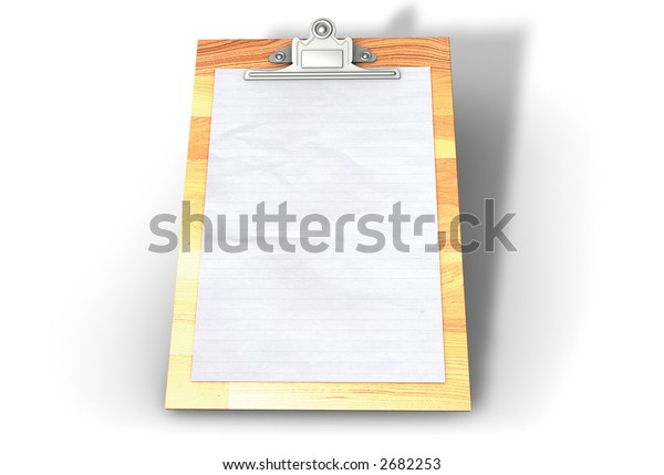 Clipboard Front