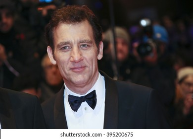 Clive Owen attends the closing ceremony of the 66th Berlinale International Film Festival on February 20, 2016 in Berlin, Germany.