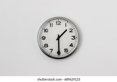 Clock - 1:30 half past 1