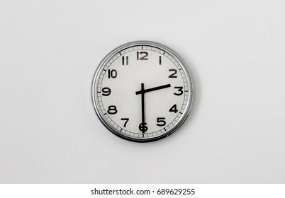 Clock - 2:30 half past 2