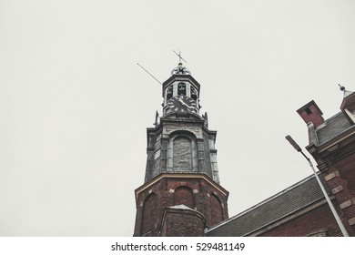 Clock in Amsterdam