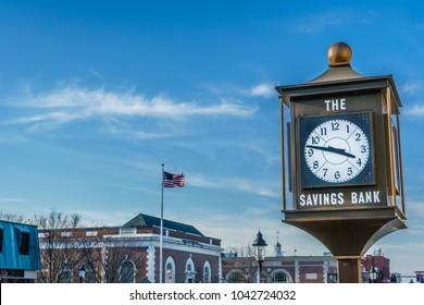Clock Andover Massachusetts
