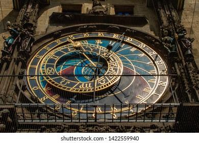 Horoscope Clock Images, Stock Photos & Vectors | Shutterstock
