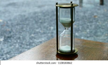 clock background vintage