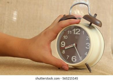 clock holder