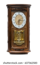 Clock isolated.