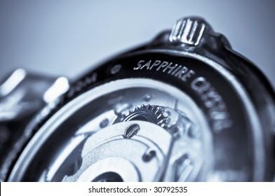 clock and mechanism
