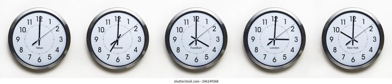 Option time trade around the clock