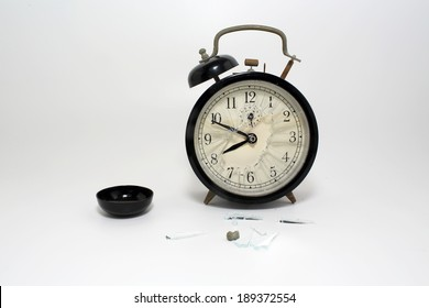 clock out of work, noises clock is hated when you don't want to wake up