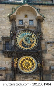 clock in Praha