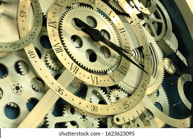 The clock is running, the concept of time