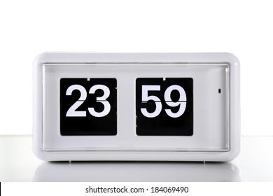 clock tabs
