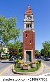 The Clock Tower or Cenotaph in Niagara on the Lake