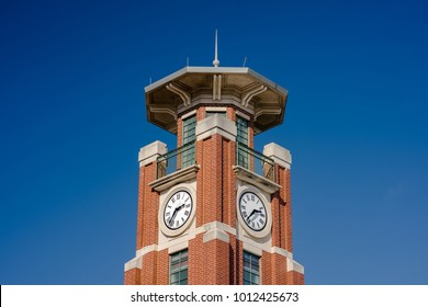 Clock Tower in Fort Worth
