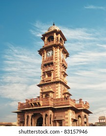 clock tower in jodhpur