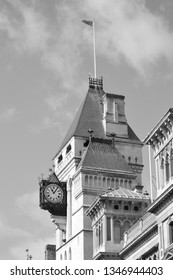 Clock tower London