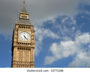"The Clock Tower of the Palace of Westminster - ""Big Ben"""