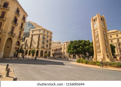 Clock Tower/Beirut Central District/Beirut,LEBANON 19.03.2011