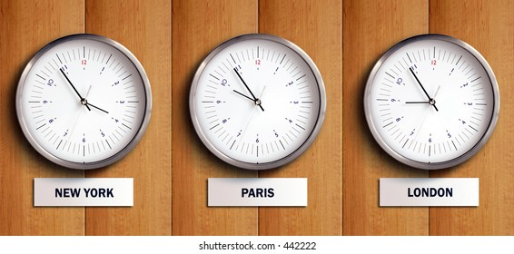World Clocks Images Stock Photos Amp Vectors Shutterstock